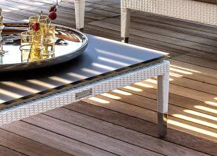 Smania Capri Garden Coffee Table