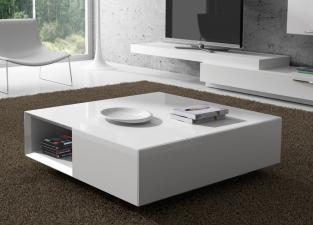 Carree Coffee Table With Storage