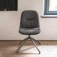 Bontempi Chantal Dining Chair with Swivel Base