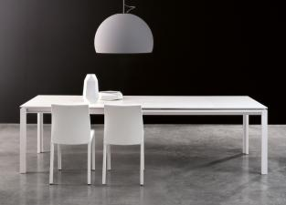 Bonaldo Chat Double Extending Dining Table