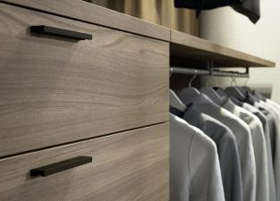 Fume Walk In Wardrobe