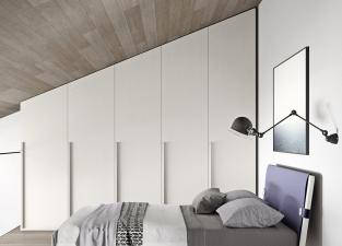 Attrezzato Fitted Wardrobe