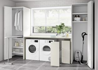 Ordinato Utility Room Wardrobe