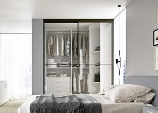 Scatola Walk In Wardrobe