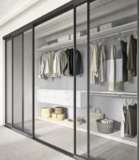 Aperto Walk In Wardrobe