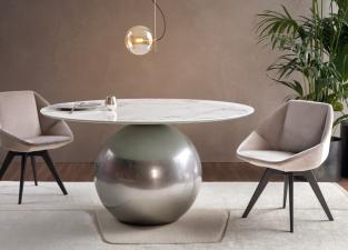 Bonaldo Circus Round Dining Table