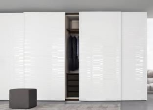 Jesse Code Sliding Door Wardrobe