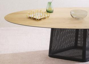 Miniforms Colony Oval Dining Table