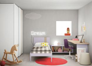Battistella Nidi Children's Bedroom Composition 21