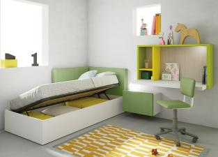 Battistella Nidi Children's Bedroom Composition 24
