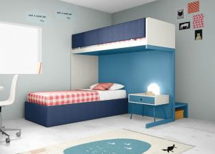 Battistella Nidi Children's Bedroom Composition 25