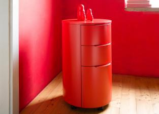 Schoenbuch Conga Circular Chest of Drawers