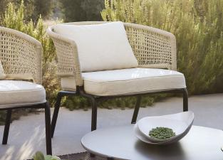 Tribu CTR Garden Club Chair