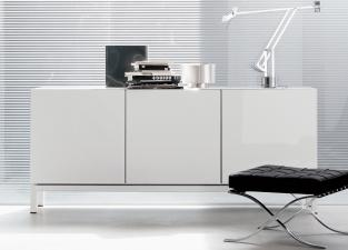 Alivar Container 3 Door Sideboard