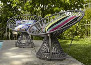 Missoni Home Cordula Garden Chair