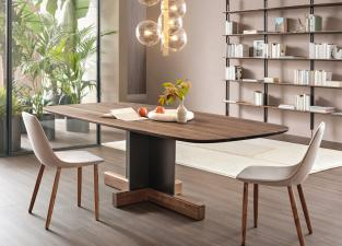 Bonaldo Cross Dining Table