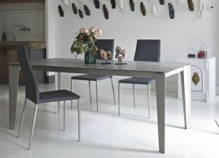 Bontempi Cruz Extending Dining Table