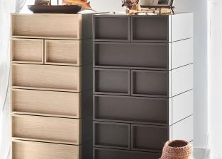 Novamobili Cube Tall Chest of Drawers