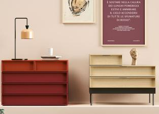 Novamobili Cube Chest of Drawers