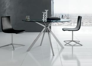 Alivar Cut Round Dining Table