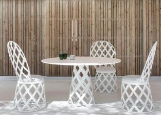 Dalmatia Garden Dining Table