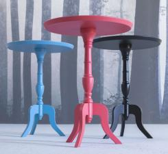 Miniforms Dandy Side Table