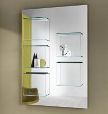 Tonelli Dazibao Mirrored Wall Unit