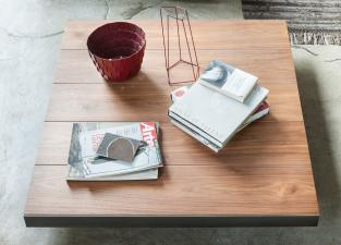 Lema Deck Square Coffee Table