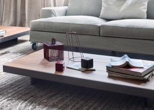 Lema Deck Rectangular Coffee Table