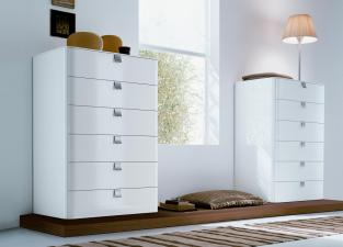 Jesse Defile Tall Chest of Drawers