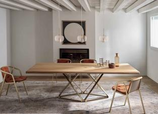 Bontempi Delta Dining Table