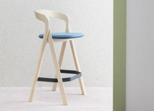Miniforms Diverge Bar Stool