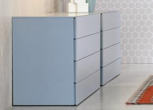 Novamobili Easy Chest of Drawers