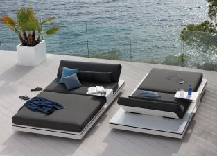 Manutti Elements Sun Lounger