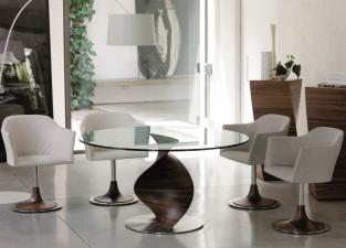 Porada Elika Round Dining Table