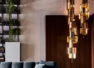 Gallotti & Radice Eris Ceiling Light
