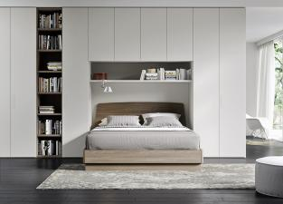 Este Contemporary Bed