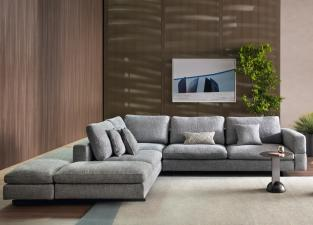 Bonaldo Ever More Corner Sofa