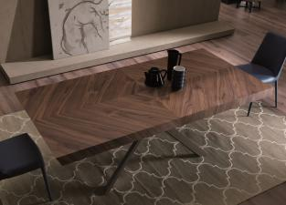 Ozzio 4x4 Dining Table
