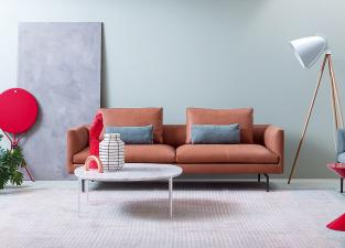 Zanotta Flamingo Sofa