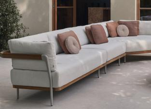 Manutti Flex Large Garden Sofa