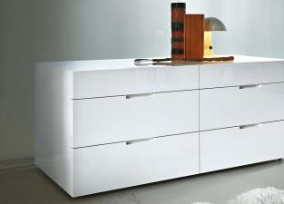 Lema Flin Double Chest of Drawers