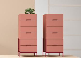 Float Tall Chest of Drawers