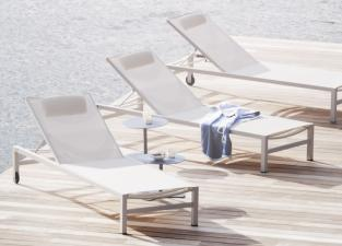 Tribu Forum Sun Lounger
