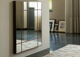 Porada Four Seasons Square Mirror