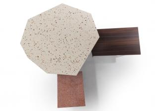 Bonaldo Fragment Coffee Table