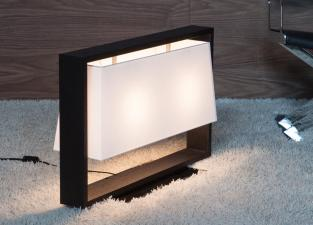 Contardi Frame Table Lamp (Miss)