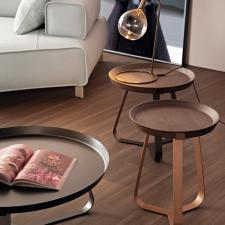 Bonaldo Frinfri Wood Coffee Table