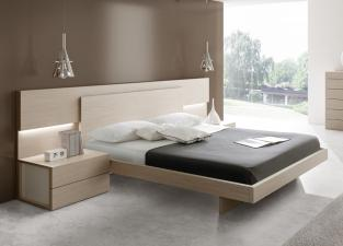 Fuji King Size Bed
