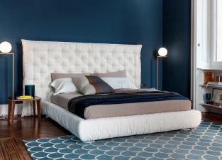 Bonaldo Full Moon Hi King Size Bed